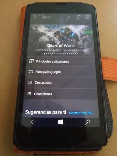 Nokia lumia 635 liberado windows 10