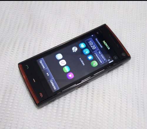 Nokia x6-00 como nuevo 16gb 3g. con cargador liberado o 40$