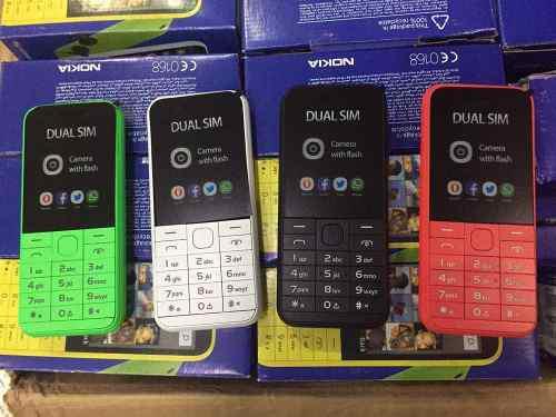 Teléfono nokia 225, dual sim liberado. mayor/detal