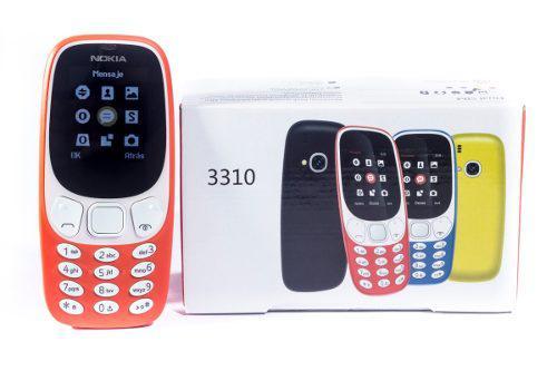 Teléfono nokia 3310 mp3-flash-liberado. mayor/detal
