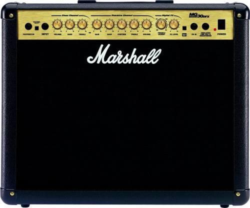 Amplificador marshall mg30dfx para guitarra electrica
