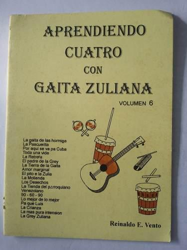 Aprendiendo cuatro con gaita zuliana vol6