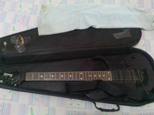 Guitarra ibanez gio puente flotante + forro + cable