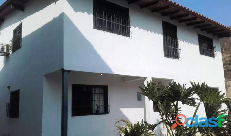 Casa tipo townhouse en santa rosalia cagua