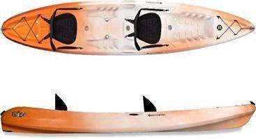 Kayak perception rotomoldeado tribe 13.5 1