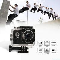 Itek action camara 1080p waterproof go pro wi-fi, ultra hd
