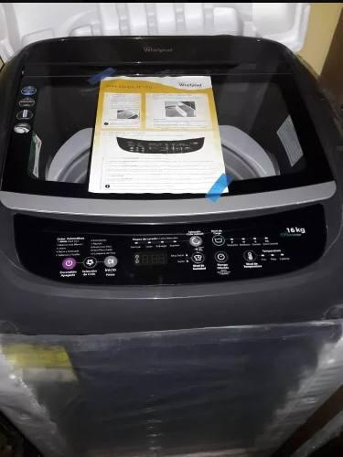 Lavadora Whirlpool Digital 16 Kg De Paquete Pague Al Recibir