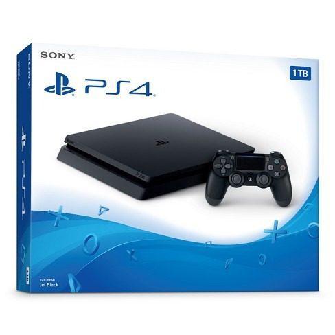 Playstation 4 de 1tb con control incluido nuevo y sellado