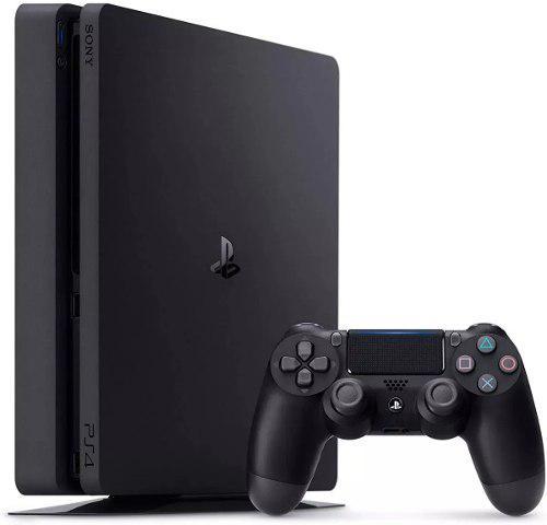 Ps4 playstation 4 slim 500gb nuevo somos tienda fisica