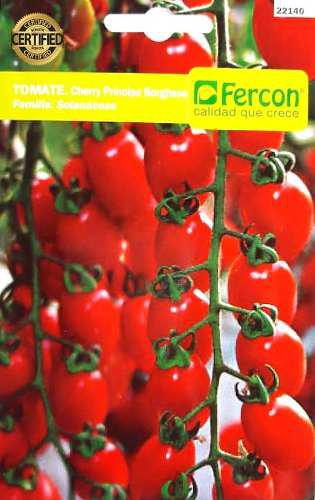 Semillas de tomate cherry 3 gramos certificadas