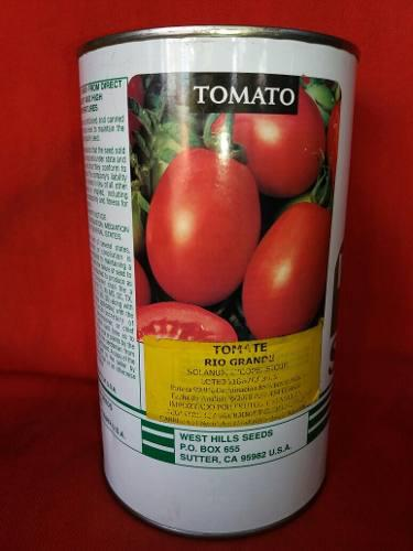Semillas de tomate rio grande 1 libra