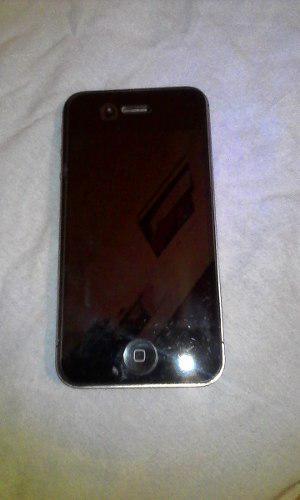 Vendo iphone 4s negro para repuesto