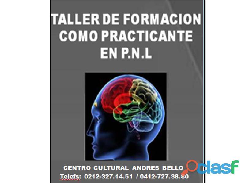 Taller de formación para practicante de p.n.l (programación neurolinguistica)