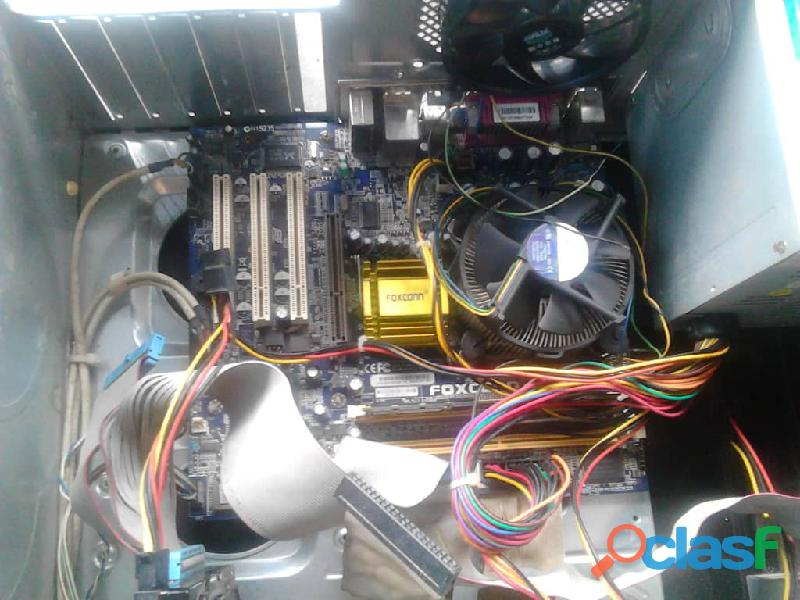 Computador pc intel pentium 4 para repuesto