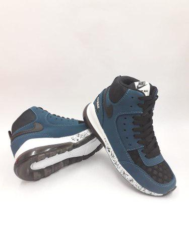Botines Nike Air Max. Moda Colombiana