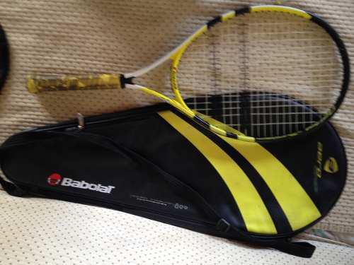Raqueta de tenis babolat junior