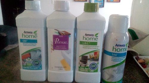 Amway profucto de limpieza para el hogar