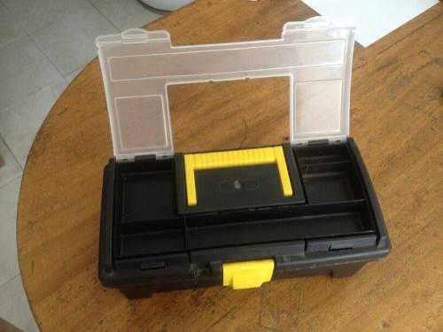 Caja de herramientas alfa hogar 12 jp