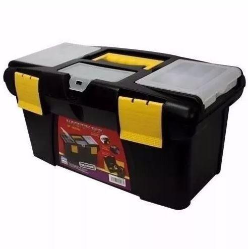 Caja de herramientas alfa hogar