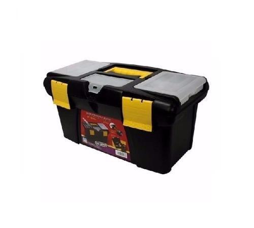Caja de herramientas magnum box 16 pulgadas alfa hogar