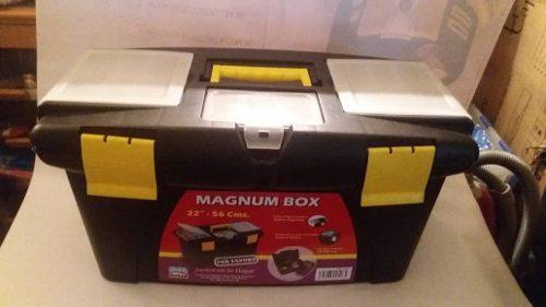 Caja magnum box 22pulg. 56cms, alfa hogar