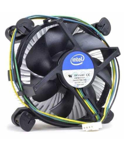 Fan cooler disipador de calor original intel 1155