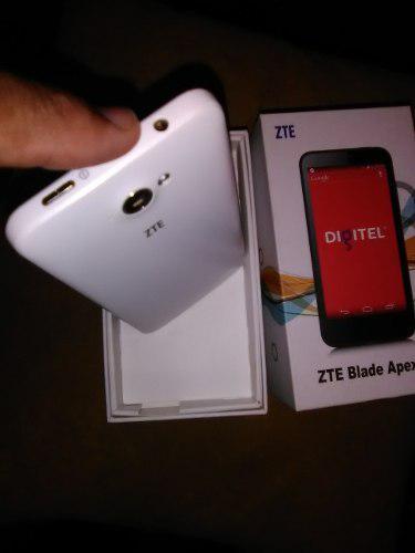 SMARTPHONE ZTE-BLADE APEX2 1GB DE RAM 8 GB ROM segunda mano  Carúpano (Sucre)