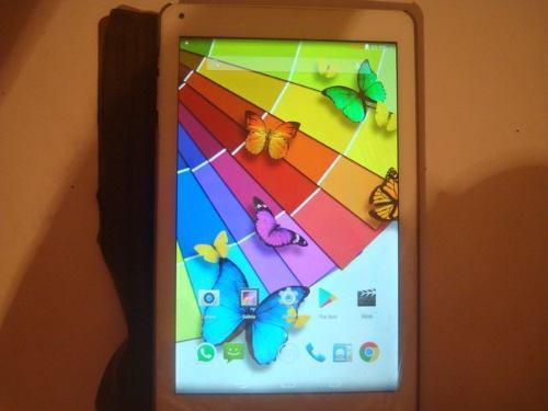 Tablet celular android zte q10 en buenas condiciones
