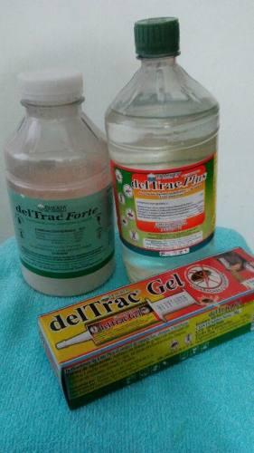 Detrac plus +deltrac forte+ deltrac gel