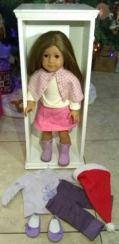 Muñeca american girl combo