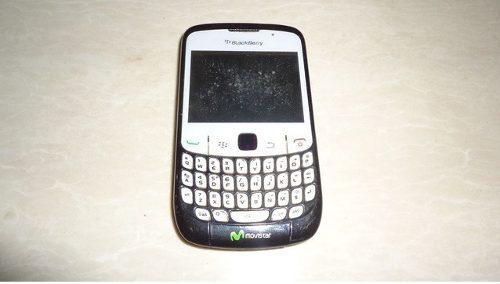 Blackberry 9300, liberado 3g, usado