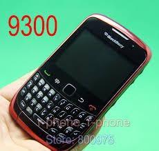 Blackberry 9300 rojo 3g, liberado detalles de bateria