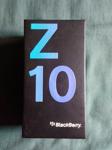 Blackberry z10 16gb/2gb liberado