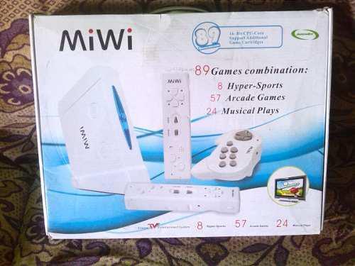 Miwi videojuego