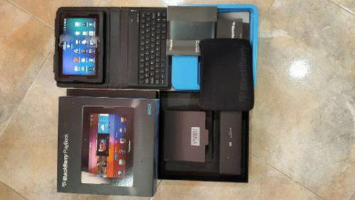 Tabla playbook blackberry 64 gb