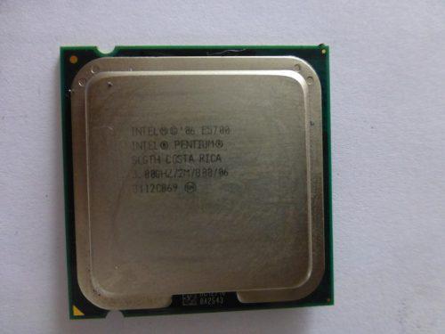 Procesador dual core intel e5700 3.0 ghz