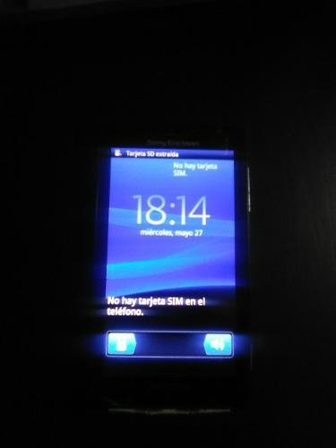 Sony ericsson xperia x10 a