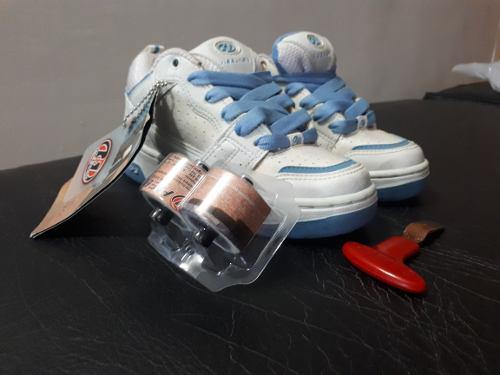 Zapatos con ruedas heelys originales usa