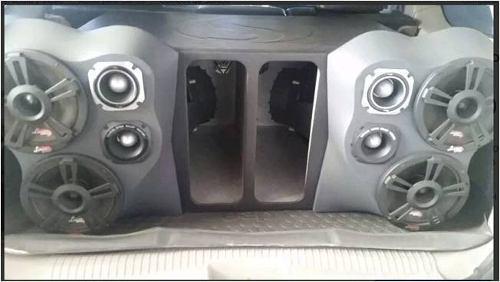 Equipo completo de sonido para carro
