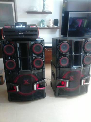 Equipo de sonido lg xboom pro cm9940