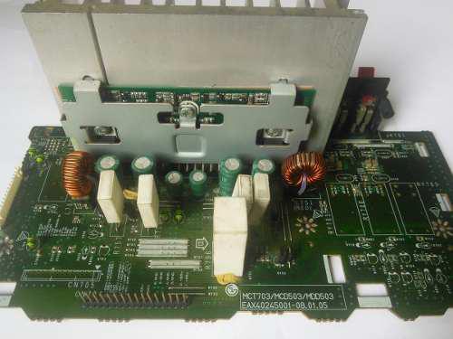 Repuestos equipo de sonido lg mcd503