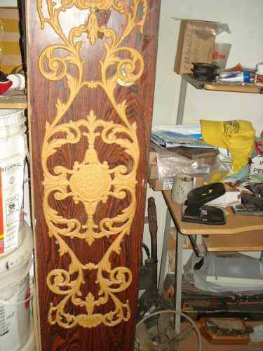 Adornos puertas madera (crudo mdf)