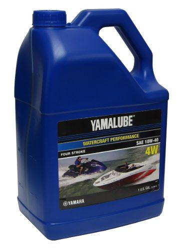 Aceite importado yamalube 4w marino 10w40 original sellado