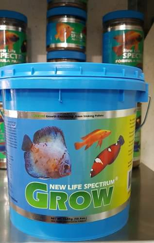 Alimento para peces marinos o ciclidos spectrum grown