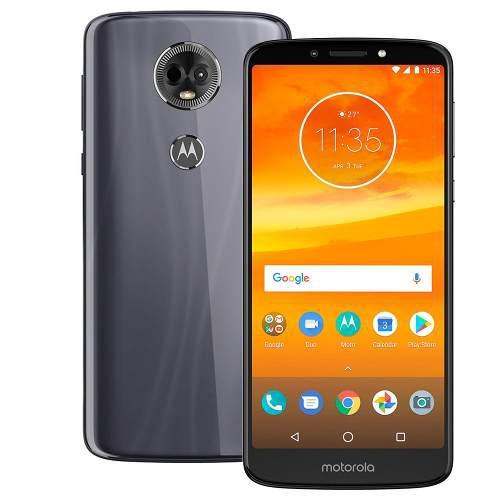Motorola e5 plus 3gb ram + vidrio templado + forro