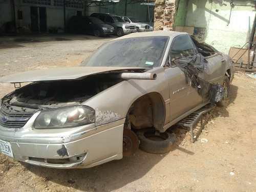 Repuestos chevrolet impala 3.8 6 cilindros