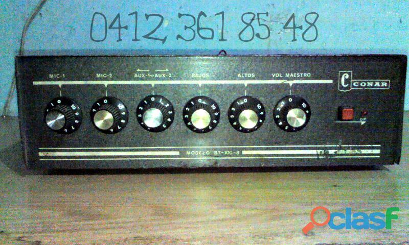 Amplificador 2500 vatios