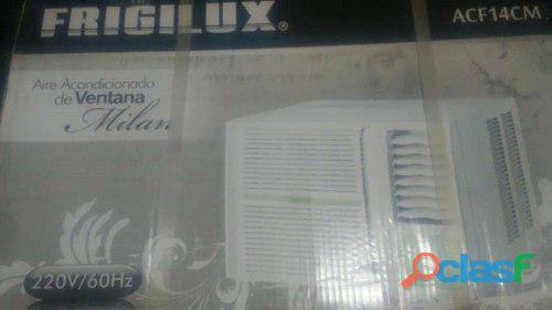Aire acondicionado frigilux 14000 btu 220 vde ventana