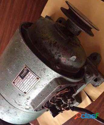 Motor eléctrico marca bauknecht trifasico 220 v 1410 rpm