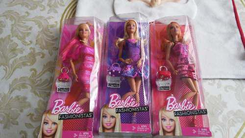 Barbie fashionista original mattel